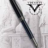 Visconti Visconti Michelangelo Back to Black Fountain Pen