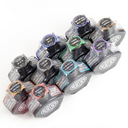 Aurora Aurora 100th Anniversary Ink Set - 10 Bottles