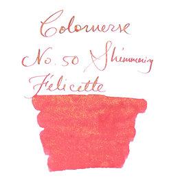 Colorverse Colorverse Glistening No. 50 Félicette - 30ml