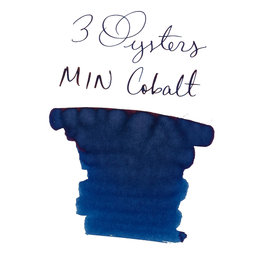 3 Oysters 3 Oysters Hun Min Jeong Eum Cobalt - 18ml Bottled Ink