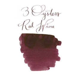 3 Oysters 3 Oysters Delicious Red Wine - 38ml Bottled Ink
