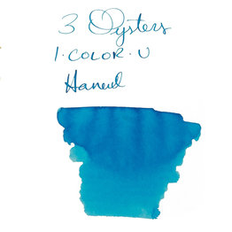 3 Oysters 3 Oysters I-Color-U Haneul Light Blue - 38ml Bottled Ink