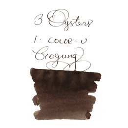 3 Oysters 3 Oysters I-Color-U Gogung Brown - 38ml Bottled Ink