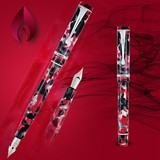 Conklin Conklin Limited Edition Duraflex Elements Fountain Pen Fire