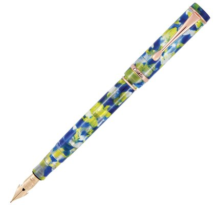 Conklin Conklin Limited Edition Duraflex Elements Fountain Pen Water