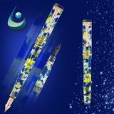 Conklin Conklin Limited Edition Duraflex Elements Fountain Pen Water