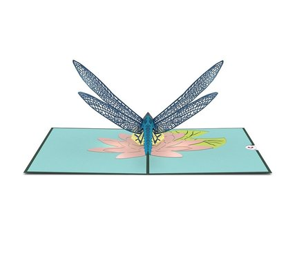 Lovepop Lovepop Dragonfly 3D Card