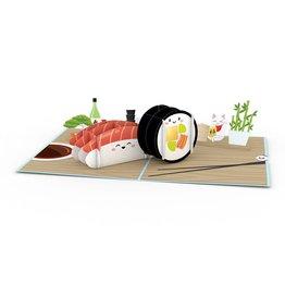 Lovepop Lovepop Sushi 3D Card