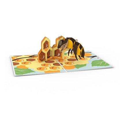Lovepop Lovepop Honeybee 3D Card