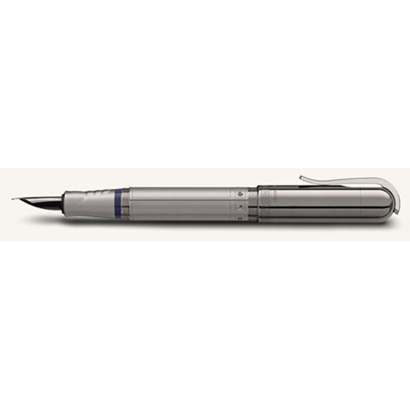 Faber-Castell Graf von Faber-Castell 2020 Pen of the Year Sparta Ruthenium Fountain Pen Fine