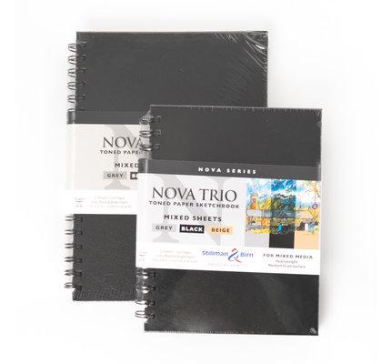 """Stillman & Birn Stillman & Birn Nova Series Wirebound Sketchbook, 6"""" x 8"""""""