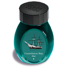 Colorverse Colorverse Baltimore-Washington Pen Show Exclusive Constellation Ship - 30ml Bottled Ink