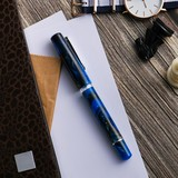 Narwhal Narwhal Fountain Pen Schuykill Marlin Blue