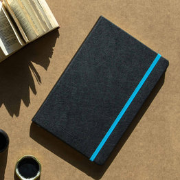 Endless Works Endless Works Recorder A5 Notebook - Infinite Space