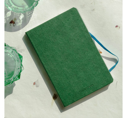Endless Works Endless Works Recorder A5 Notebook - Forest Canopy