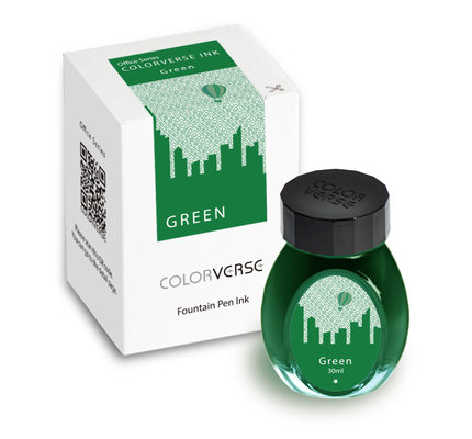 Colorverse Colorverse Office Series Green - 30ml Bottled Ink