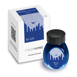 Colorverse Colorverse Office Series Blue - 30ml Bottled Ink