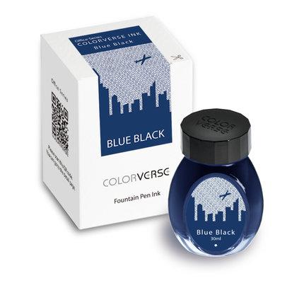 Colorverse Colorverse Office Series Blue Black - 30ml Bottled Ink