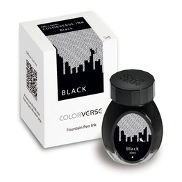 Colorverse Colorverse Office Series Black - 30ml