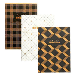 Rhodia Rhodia Heritage Book Block Notebooks - A5