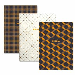 Rhodia Rhodia Heritage Book Block Notebook
