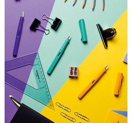 Lamy Lamy Safari Candy Fountain Pen