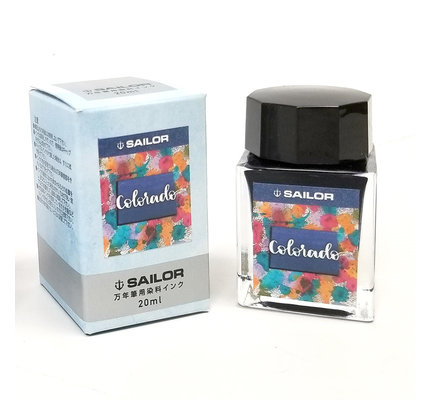 Sailor Sailor USA 50 States Ink Series - Colorado 20ml Bottled Ink