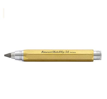 Kaweco Kaweco Sketch UP Raw Brass Pencil