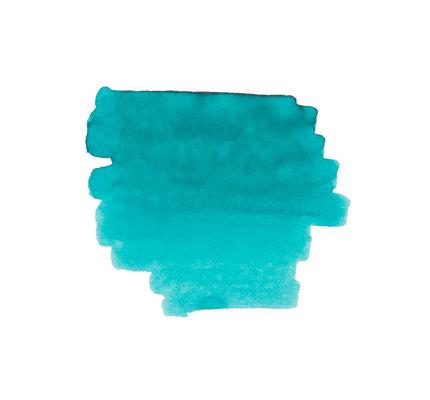 Diamine Diamine Ink Cartridge Steel Blue - Set of 18