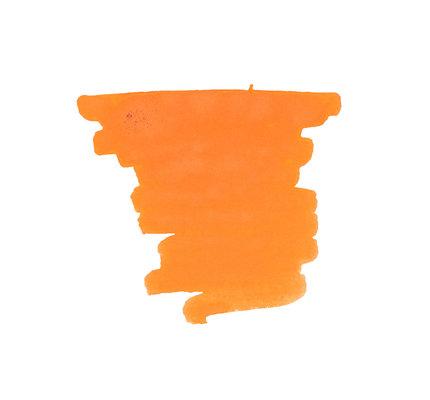 Diamine Diamine Ink Cartridge Orange - Set of 18