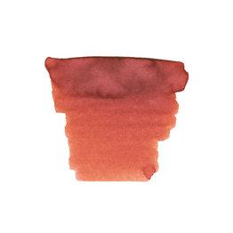 Diamine Diamine Ink Cartridge Monaco Red - Set of 18