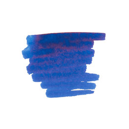 Diamine Diamine Ink Cartridge Majestic Blue - Set of 18
