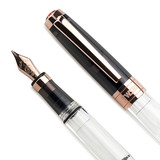 Twsbi Twsbi Diamond 580 Smoke Rose Gold II Fountain Pen
