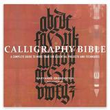 Books Calligraphy Bible Book By Maryanne Grebenstein