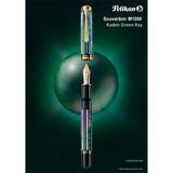 Pelikan Pelikan Souveran M1000 Raden Green Ray Fountain Pen