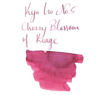 Kyoto TAG Kyoto TAG Kyo-Iro Cherry Blossom of Keage - 40ml Bottled Ink
