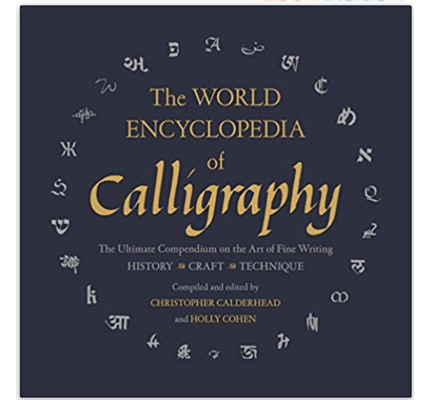 Books The World Encyclopedia of Calligraphy
