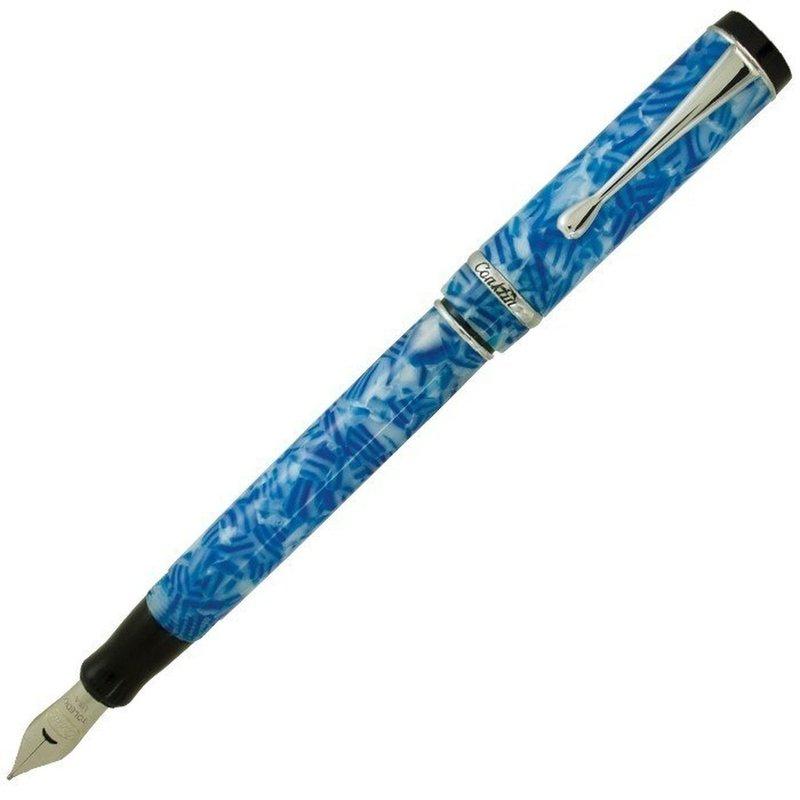 Conklin Conklin Duragraph Fountain Pen Ice Blue
