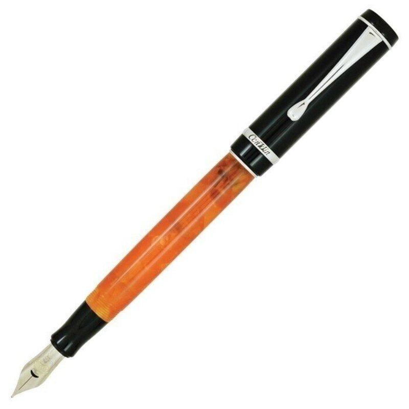 Conklin Conklin Duragraph Doue Fountain Pen Orange Nights
