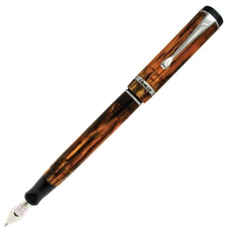 Conklin Conklin Duragraph Fountain Pen Amber