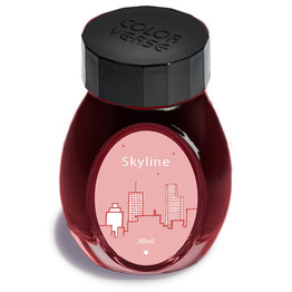 Colorverse Colorverse Atlanta Pen Show Exclusive Skyline - 30ml Bottled Ink