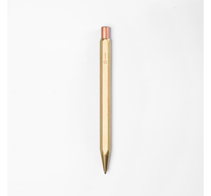 ystudio ystudio Classic Brass Mechanical Pencil