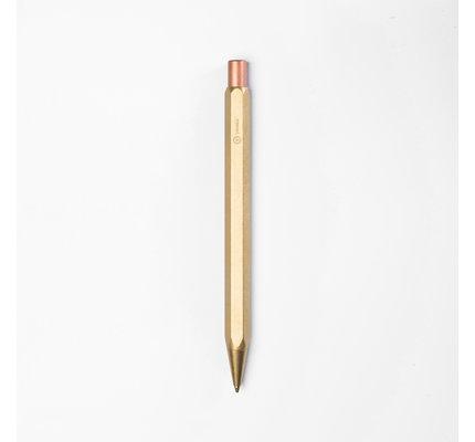 ystudio ystudio Classic Brass Mechanical Pencil