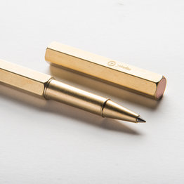 ystudio ystudio Classic Brass Rollerball Pen