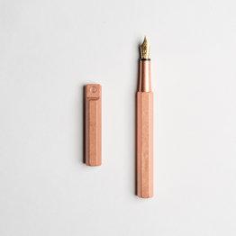 ystudio ystudio Classic Copper Brass Portable Fountain Pen