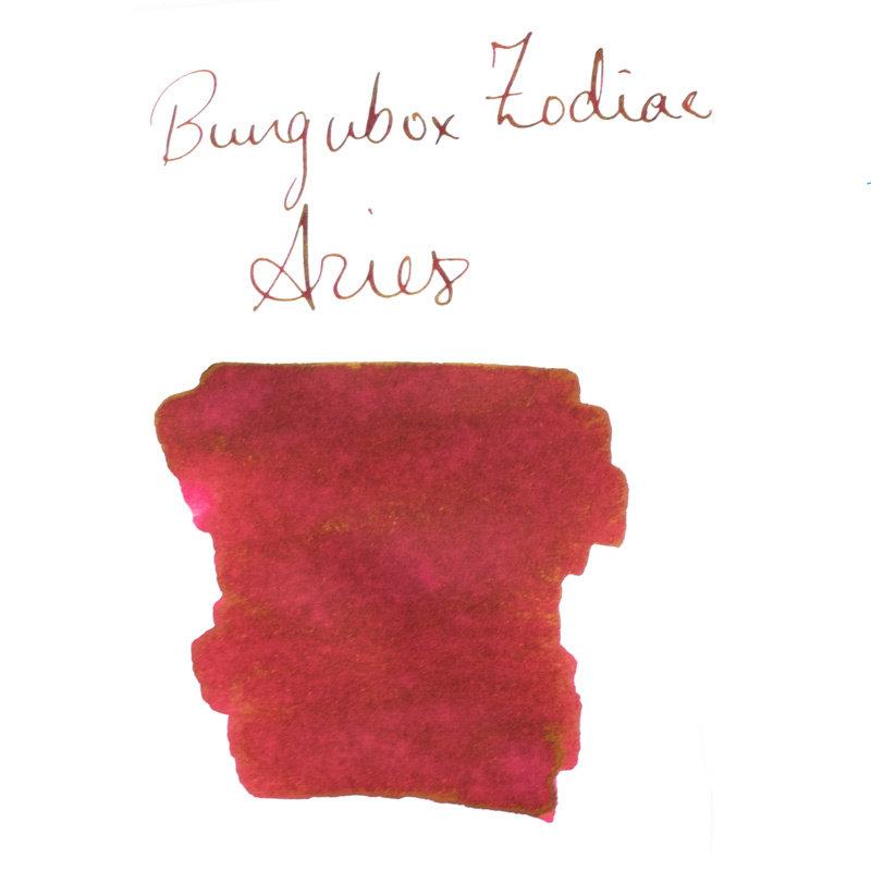 Sailor Sailor Bungubox Limited Edition Zodiac Aries - 20ml Bottled Ink