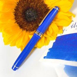 Sailor Sailor Professional Gear Slim Blue Dwarf Limited Edition Fountain Pen