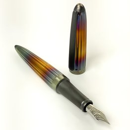 Diplomat Diplomat Aero Flame Fountain Pen