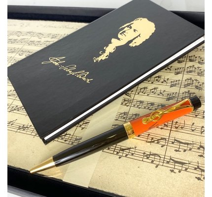 Montblanc Pre-Owned Montblanc Johann Sebastian Bach Ballpoint Pen