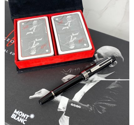 Montblanc Pre-Owned Montblanc Sir Solti Fountain Pen